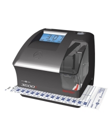 3600SS Auto-align Time Clock with Card Stamp