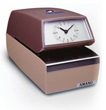 Amano 4700 Automatic Time & Date Stamp