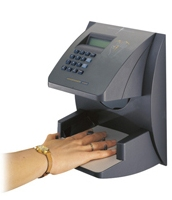 Biometric Hand Punch