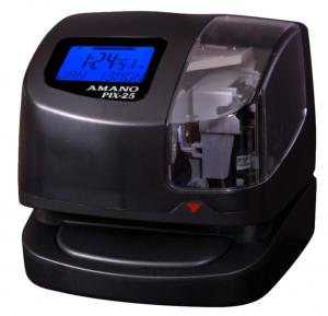 PIX25 Employee Time Clock